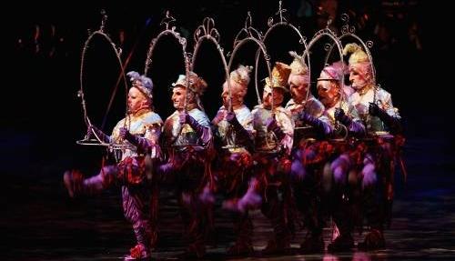 """""""Alegria"""" de Cirque du Soleil"""