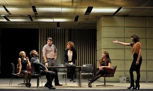"""Aventura!"" de Alfredo Sanzol. T de Teatre."