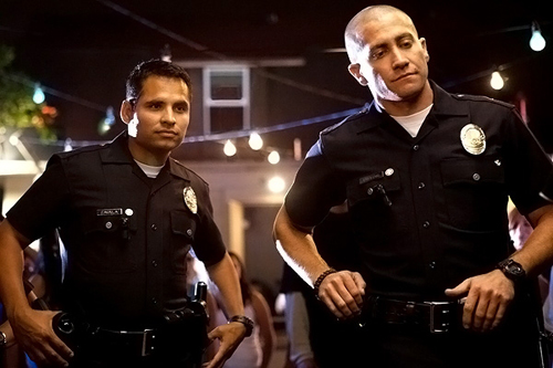 Sin tregua End of Watch Jake Gyllenhaal