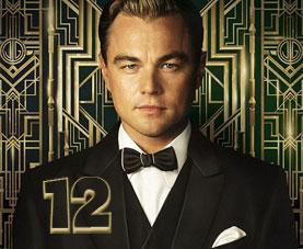 El gran Gatsby F. Scott Fitzgerald Baz Luhrmann Leonardo DiCaprio