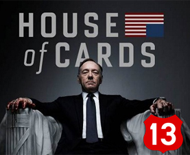 House of cards David Fincher Kevin Spacey