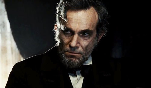 "Daniel Day-Lewis a ""Lincoln"""