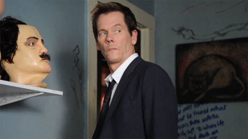 Kevin Bacon a The Following