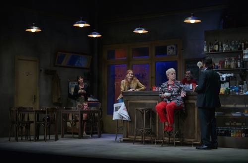 Un aire de familia Teatre Romea
