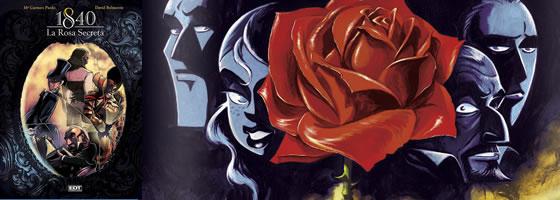 1840. La rosa secreta.