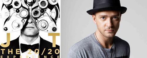 "Justin Timberlake, ""The 20/20 experience"""