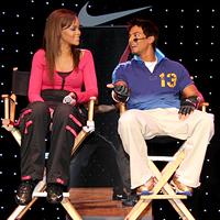 Rihanna i Jamie King.