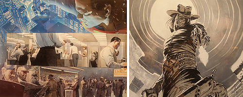 Originals Alex Ross - Rafa Garres