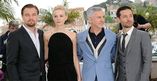 Cannes 2013 El gran Gatsby