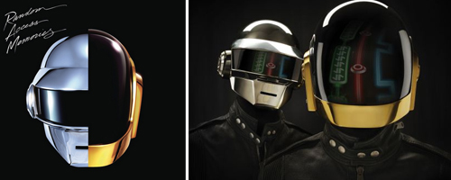 """Random access memories"" - Daft Punk"