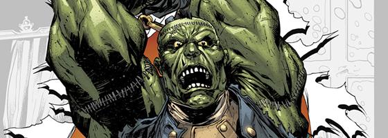 """Imatge de portada de """"Frankenstein: Agent de Shade 0"""""""