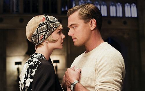 El gran Gatsby  Baz Luhrmann Leonardo DiCaprio Carey Mulligan