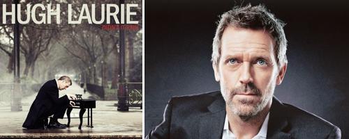 """""""Didn't it rain"""", Hugh Laurie"""