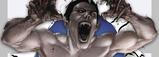 """Imatge de portada de """"I, Vampire 0"""""""