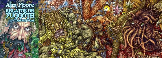 Relatos de Yuggoth y otras historias