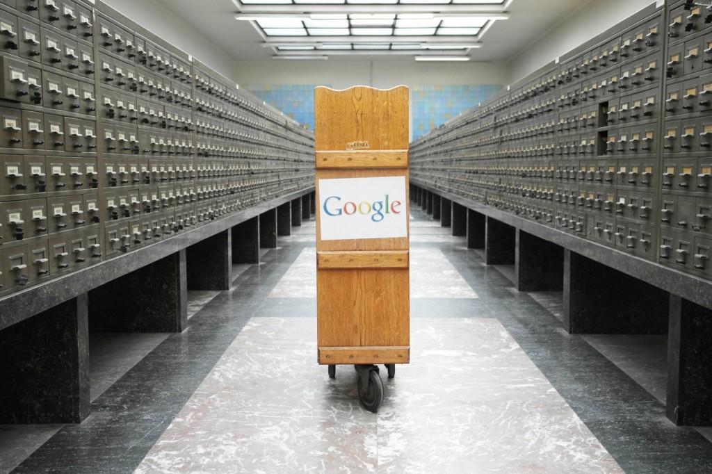 """Imatge de """"Google i el cervell mundial"""""""