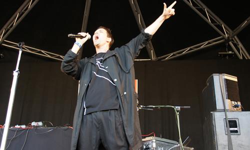 Jamie Lidell al Sónar 2013