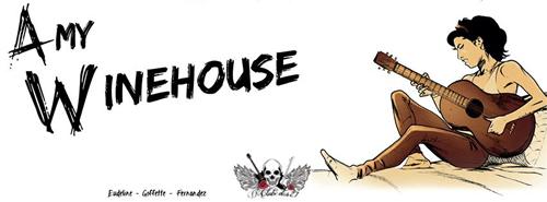 """""""Amy Winehouse"""" por Javi Fernández."""