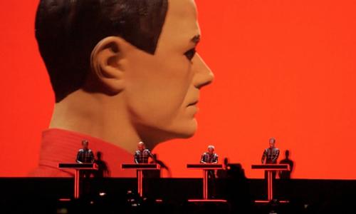 Kraftwerk al Sónar 2013