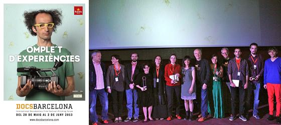 Protagonistes del DocsBarcelona 2013