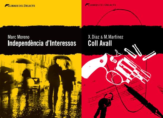 Llibres del Delicte Marc Moreno Catàleg