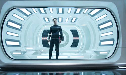 Star Trek: En la oscuridad J.J. Abrams