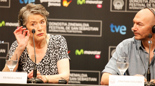 Jonathan Teplitzky i Patricia Lomax