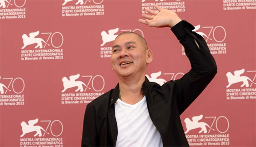 "Tsai Ming-Liang, director de ""Stray Dogs"""