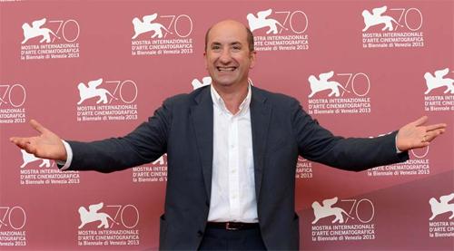 Alberto Albanese, protagonista de 'L'interpido' a Venècia