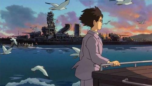 Una imatge de 'The wind rises', de Hayao Miyazaki