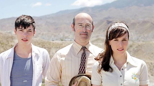 "Francesc Colomer, Javier Cámara i Natalia de Molina, companys de viatge a ""Vivir es fácil con los ojos cerrados"""