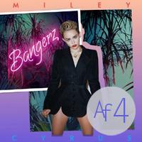 """Bangerz"" de Miley Cyrus"