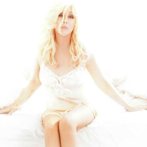 "Imatge promocional de ""Closer to the Turth"" de Cher."