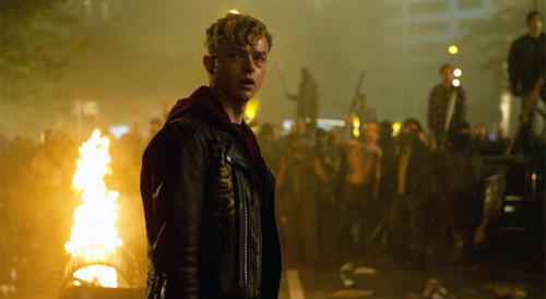 "Dane DeHaan a ""Metallica through the never"""