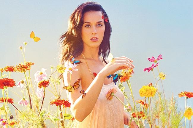 """Imatge promocional de """"Prism"""" de Katy Perry"""