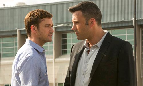 Justin Timberlake Ben Affleck