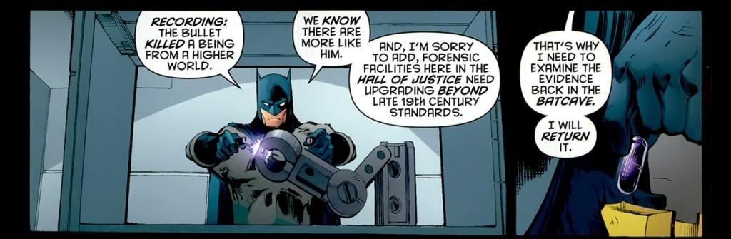 """Vinyetes de """"Batman R.I.P."""""""
