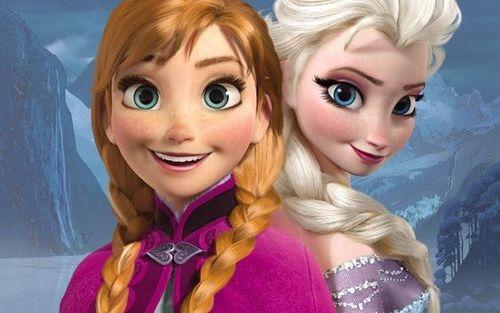 Anna i Elsa, les noves princeses Disney.