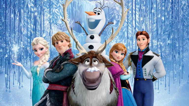"""Grans personatges a """"Frozen. El Regne del Gel""""."""