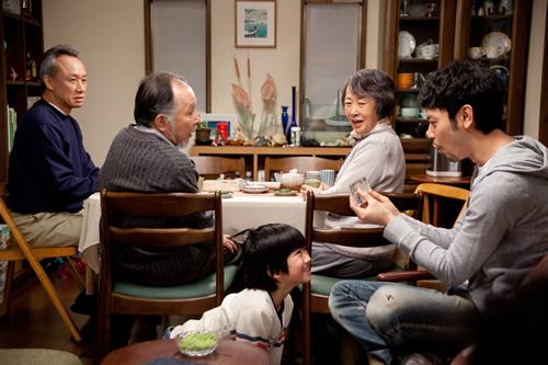 """Fotograma de """"Una familia de Tokio""""."""