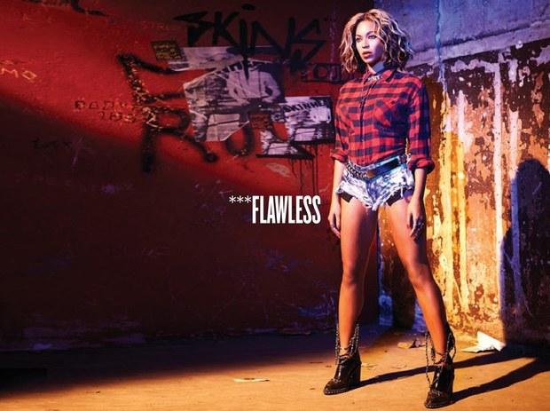 "Imatge promocional de ""***Flawless"""