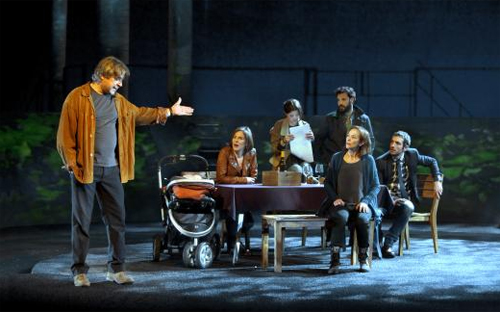 """""""Un enemic del poble"""", al Teatre Lliure"""