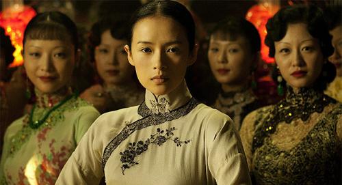 "Zhang Ziyi a ""The grandmaster"""