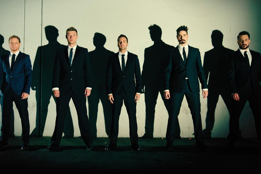 Crónica del concert dels Backstreet Boys a Barcelona.