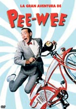 """""""La gran aventura de Pee-wee"""", amor impossible entre un home i la seva bicicleta."""