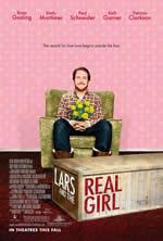 """""""Lars y una chica de verdad"""", amor impossible entre un home i una nina inflable."""