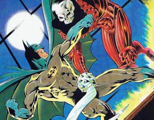 Batman Año 2 ECC Ediciones