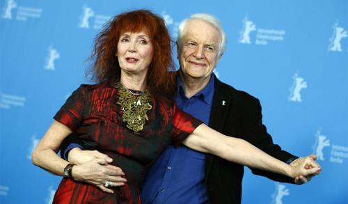 "Sabine Azéma i André Dussolier ballen per la preentació de ""Aimer, Boire et Chanter"" a la Berlinale"