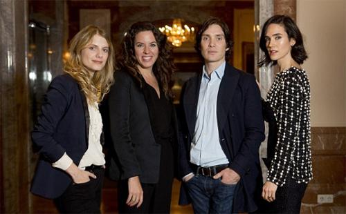 "Melanie Laurent, Claudia Llosa, Cillian Murphy i Jennifer Connelly presenten ""Aloft"" a la Berlinale"