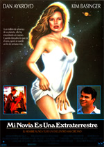 """""""La meva noia és una extraterrestre"""", amor impossible entre un home i una extraterrestre."""